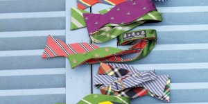 Social Primer for Brooks Brothers Summer 2011 Reversible Bow Tie Collection 1
