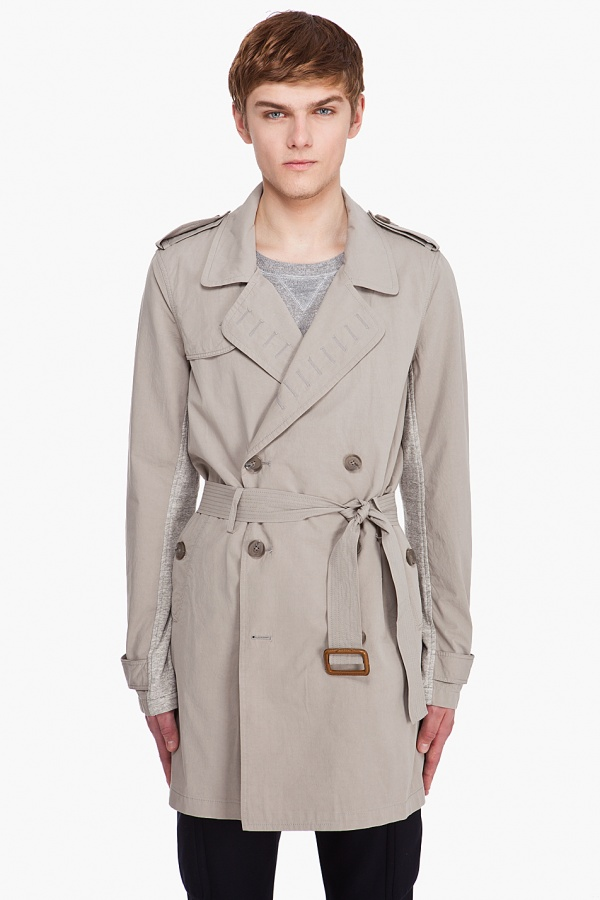 Yigal Azrouël Trench Coat01 Yigal Azrouël Trench Coat
