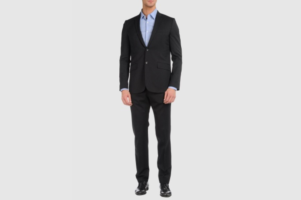 Balenciaga Dark Blue Suit Balenciaga Dark Blue Suit
