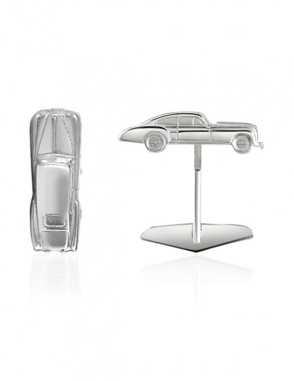 Bentley Silver R Type Continental Cufflinks Bentley Silver R Type Continental Cufflinks