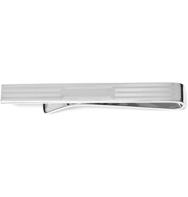 Brooks Brothers Silver Tie Clip Brooks Brothers Silver Tie Clip