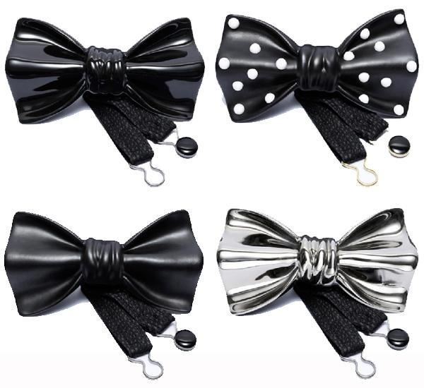 Cor Sine Labe Doli Ceramic Bow Ties 5 Cor Sine Labe Doli Ceramic Bow Ties