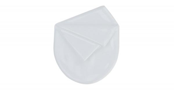 Cor Sine Labe Doli Ceramic Pocket Handkerchief Cor Sine Labe Doli Ceramic Pocket Handkerchief