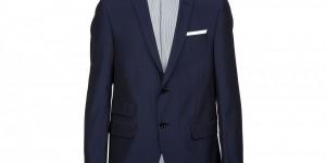 Daniele Alessandrini Blue Suit Jacket 1