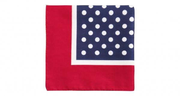 Gitman Vintage Polka Dot Handkerchief Gitman Vintage Polka Dot Handkerchief