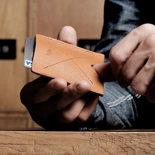Hard Graft Cutout Card Case Hard Graft Cutout Card Case