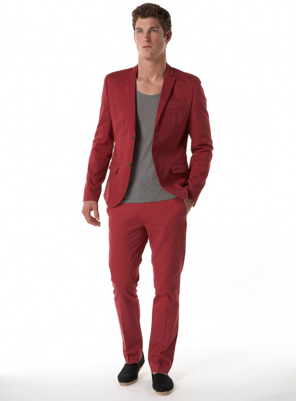 Limited Edition Raspberry Skinny Suit Topman Limited Edition Raspberry Skinny Suit