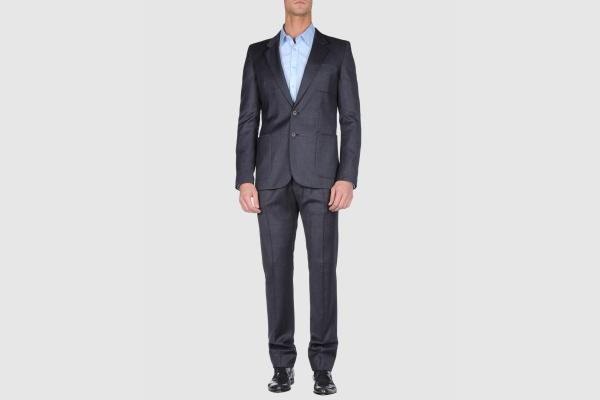 Maison Martin Margiela 14 Blue Wool Suit Maison Martin Margiela 14 Blue Wool Suit