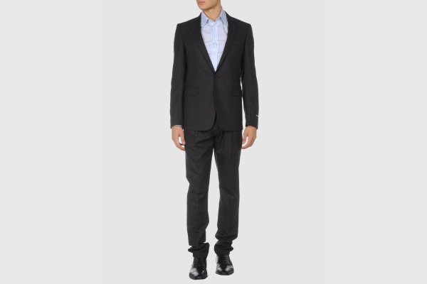 Raf Simons Two Button Suit Raf Simons Two Button Suit
