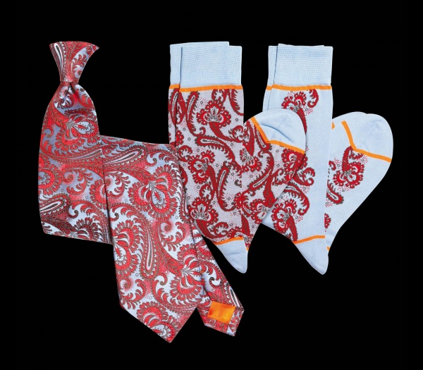 Stanley Lewis Tie and Sock Set Stanley Lewis Tie and Sock Set