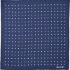 Turnbull Asser Pocket Square1 100x100 Turnbull & Asser Spotted Silk Pocket Square