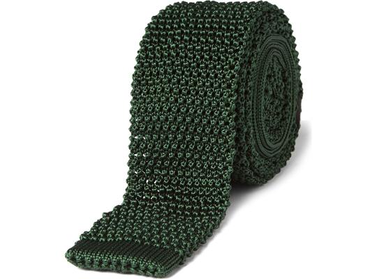 charvet knitted tie 01 Charvet Knitted Tie