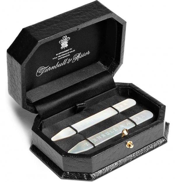 301772 mrp e1 xl Turnbull & Assser Mother of Pearl Collar Stays
