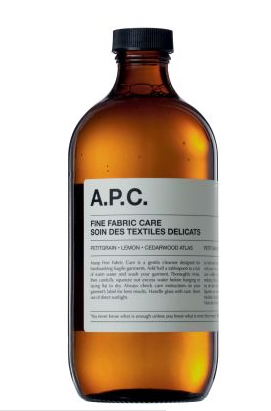 APC Fine Fabric Cleaner A.P.C. Fine Fabric Cleaner