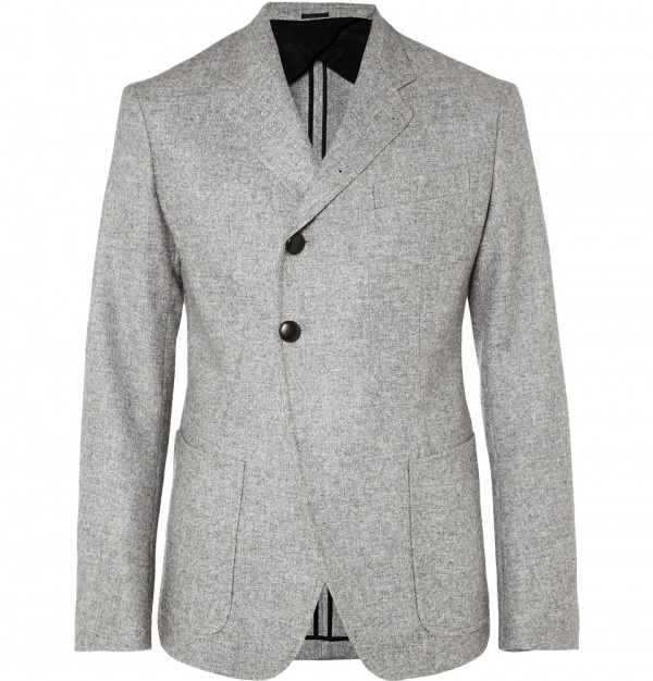 Alexander McQueen Side Button Jacket Alexander McQueen Side Button Jacket
