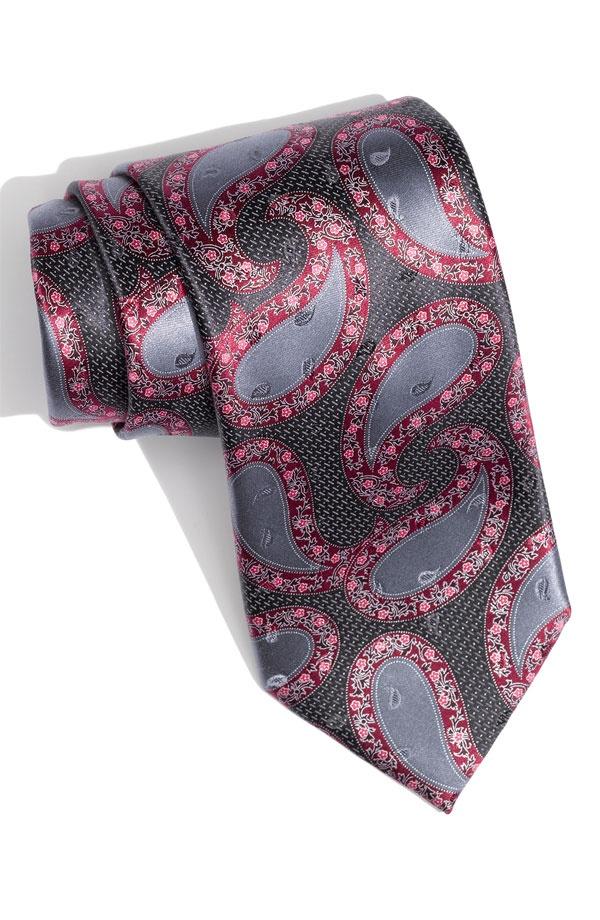 Ermenegildo Zegna Silk Tie Ermenegildo Zegna Silk Tie
