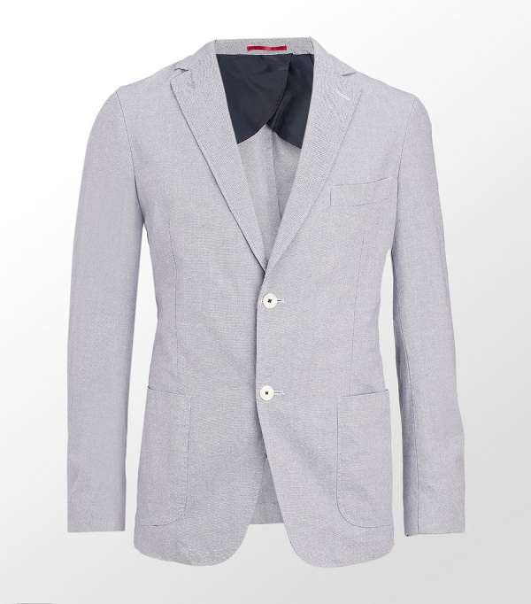 Gnat 2 Button Balzer Gant Oxford Blazer