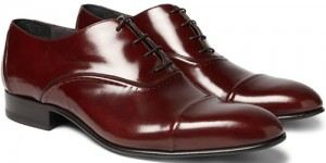 Lanvin Oxford Leather Brogues1