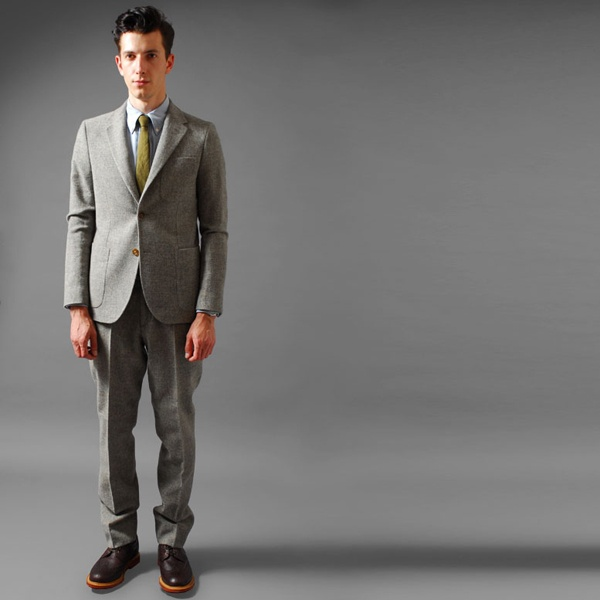 Our Legacy Fall Winter 2011 Suit Collection Our Legacy Fall / Winter 2011 Suit Collection