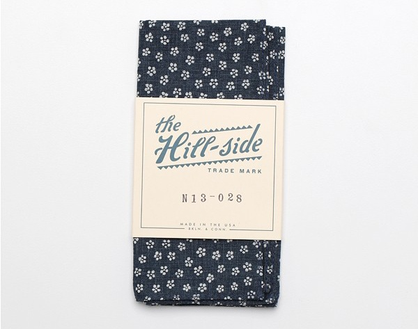 cherry blossom pocket square The Hill Side Cherry Blossom Pocket Squares
