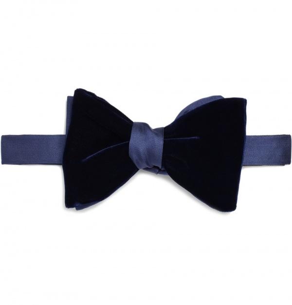 Lanvin Double Bow Tie Lanvin Double Bow Tie