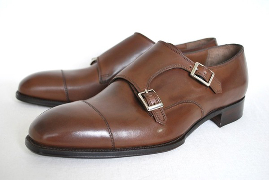 alfred sargeant double monkstraps 01 Alfred Sargent 'Ramsey' Double Monkstraps