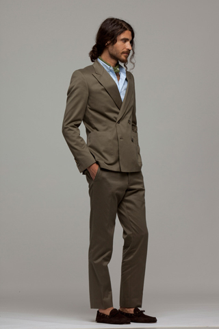 Ami Mens Collection Spring / Summer 2012
