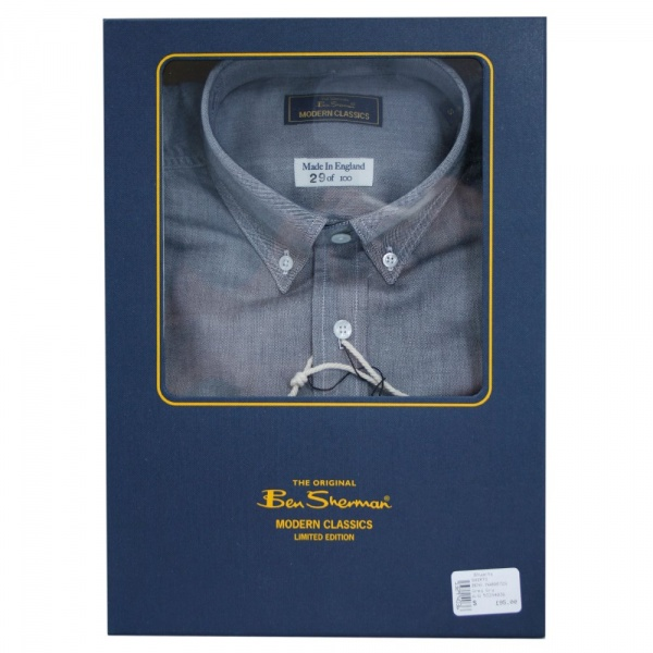 Ben Sherman Modern Classics Ltd1 Ben Sherman Modern Classics Limited Edition