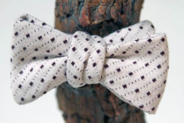 Brave GentleMan Jacquard Classic Bow Tie Brave GentleMan Jacquard Classic Bow Tie