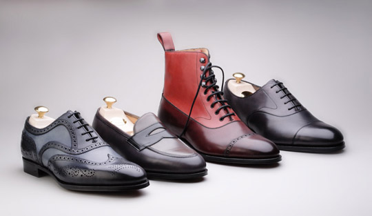 Edward Green For Hardy Amies Footwear Collection 2 Edward Green For Hardy Amies Footwear Collection