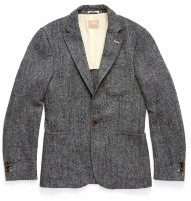 Gant Rugger Speckled Blazer Gant Rugger Speckled Tweed Blazer