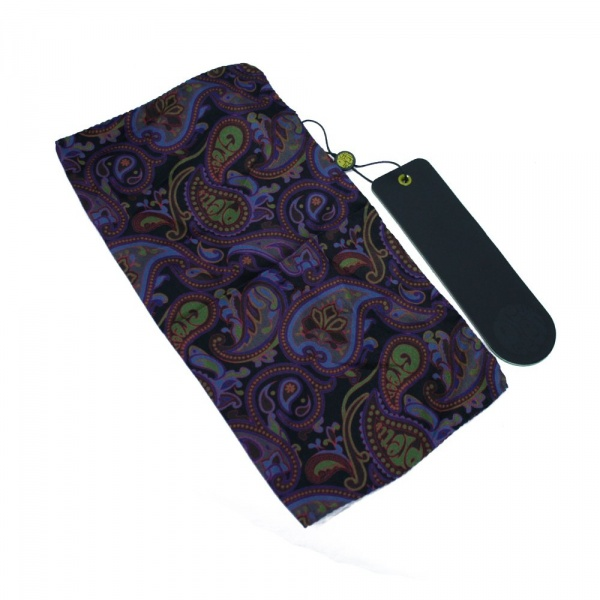 Pretty Green Paisley Pocket Square Pretty Green Paisley Pocket Square
