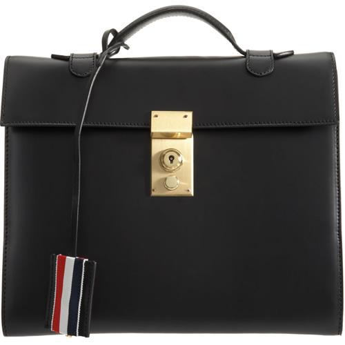Thom Browne iPad Briefcase1 Thom Browne iPad Briefcase