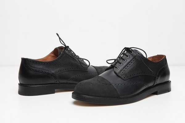 art 1 multi leather oxford Opening Ceremony Art 1 Multi Leather Oxford