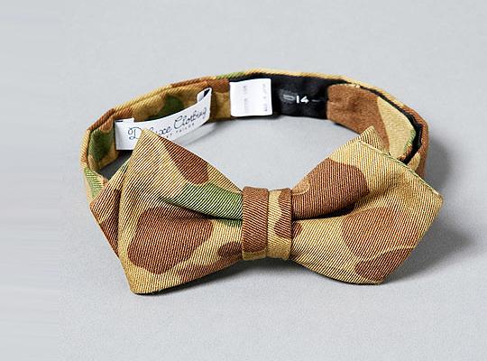 deluxe camo bow tie Deluxe Desert Camo Bow Tie