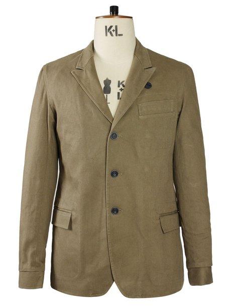 oliver spencer portland jacket keats fawn1 Oliver Spencer Portland Jacket Keats Fawn