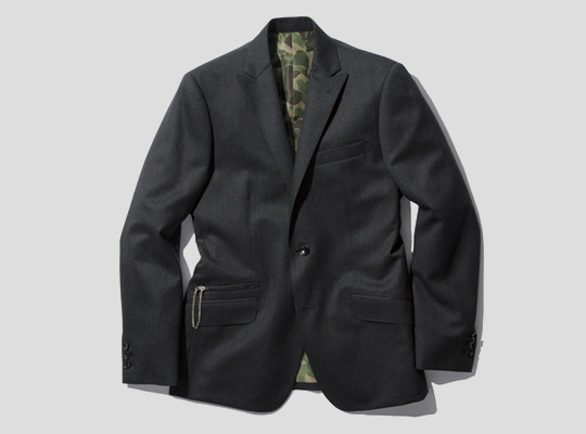 sophnet two button jacket 0 Sophnet 2 Button Jacket