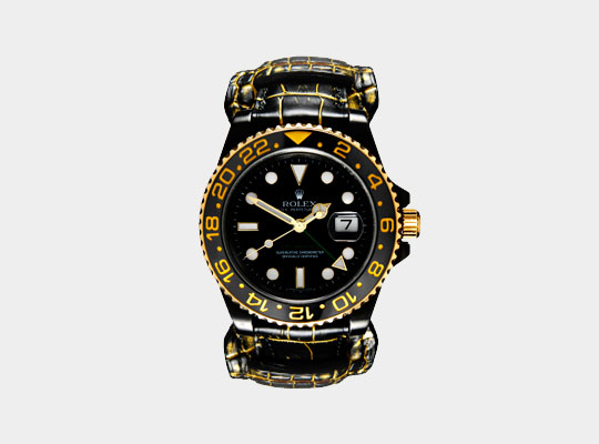 rolex bamford gmt2 watch 0 Rolex GMT Master II SE Bi Color by Bamford Watch Department