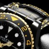 rolex bamford gmt2 watch 3 100x100 Rolex GMT Master II SE Bi Color by Bamford Watch Department