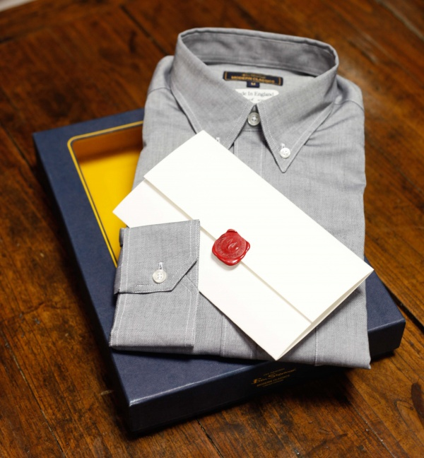 1 Ben Sherman Modern Classics Made in England Oxford Shirts