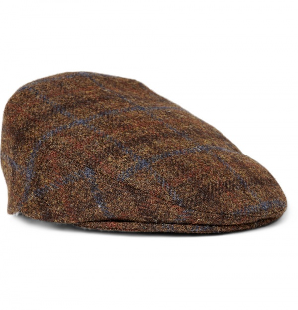 173180 mrp in xl Lock & Co. Hatters Tweed Wool Flat Cap