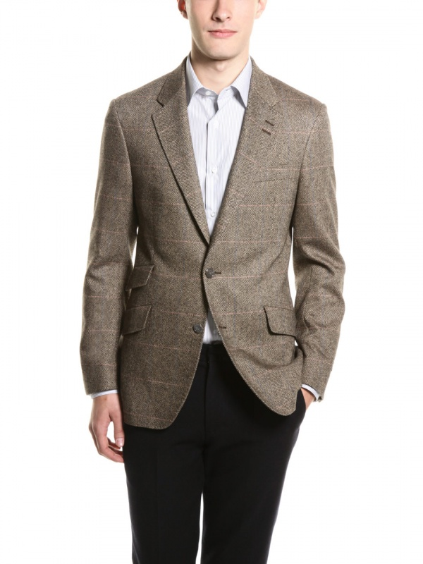 lg 1 Paul Smith London Byard Two Button Blazer