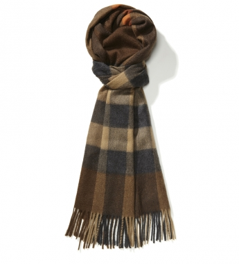 8100 01447 l p1 Burberry Fall/Winter 2011 Scarf Collection