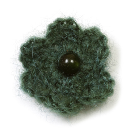 TKF001 01 The Knottery Lapel Flowers Winter 2011