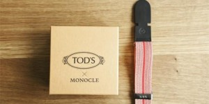 Tods Monocle Greca Belt