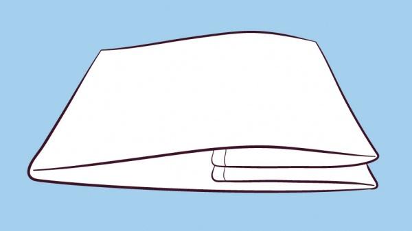 pocket square pesko 946 532 How To Fold A Pocket Square Vol. 4: The Pesko Fold