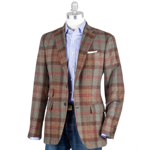 tumblr lupymtqk211qi2ohao1 500 Sid Mashburn Scottish Tweed Plaid Jacket