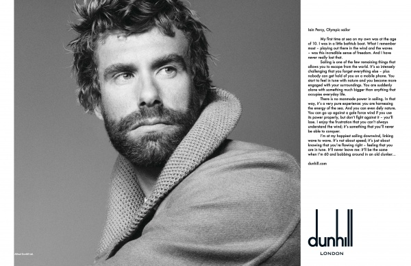 dunhill Voice DPS Page 3 Alfred Dunhill Launches Spring/Summer 2012 Voice Campaign