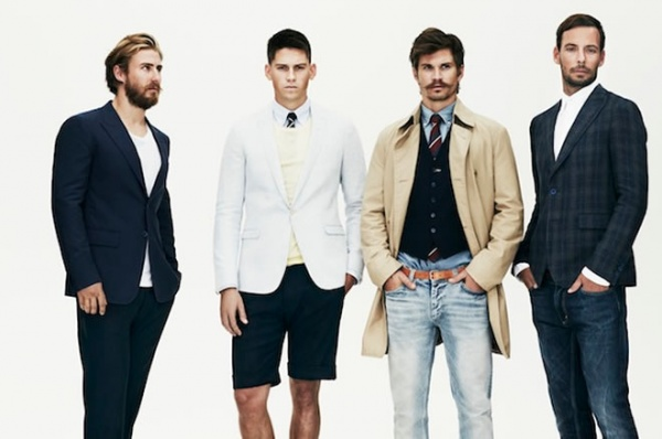 gant1 GANT Rugger Nouveau Prep Spring/Summer 2012 Clothing Collection