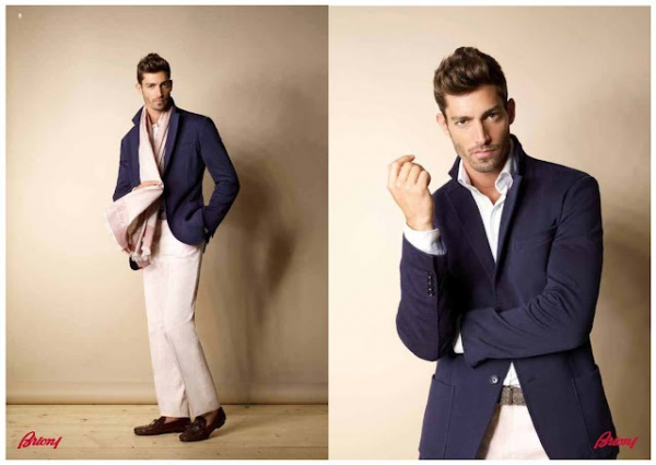 111 Brioni Spring/Summer 2012 Lookbook
